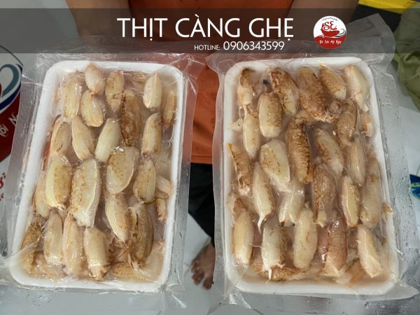 Thịt Càng Ghẹ