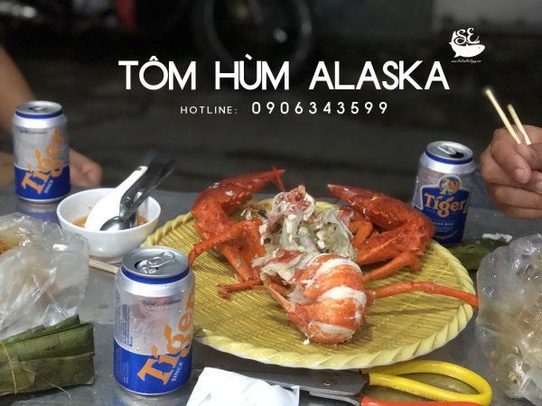 Tôm hùm Alaska
