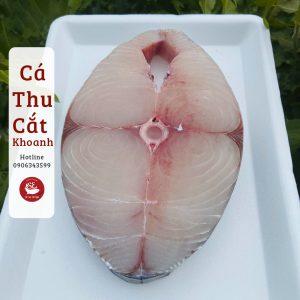 Cá thu cắt khoanh